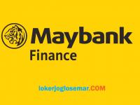Lowongan Kerja Credit Marketing Officer Semarang di Maybank Finance