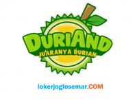 Lowongan Kerja Sleman Bulan April 2021 di Duriand