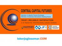 Lowongan Kerja Solo di PT Central Capital Futures Maret 2021