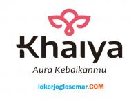 Lowongan Kerja Staff Bagian Accounting di Khaiya Sragen