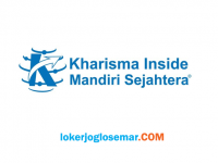 Loker Jogja di Kharisma Inside Mandiri Sejahtera Sebagai Promotor