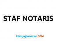 STAF NOTARIS