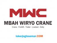 mbah wiryo crane