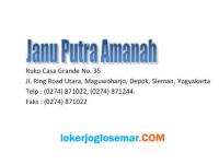 JANU PUTRA AMANAH